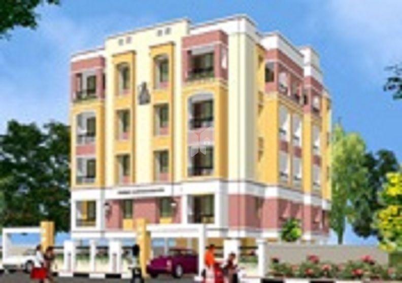 Chozha Thiru Aavinan Kudi - Elevation Photo