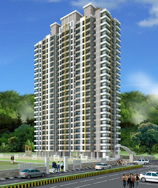 Sanghvi S3 Ecocity Orchid Phase 3 - Project Images