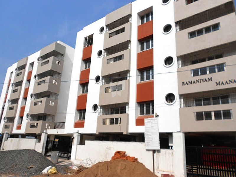 Ramaniyam Maanas - Project Images
