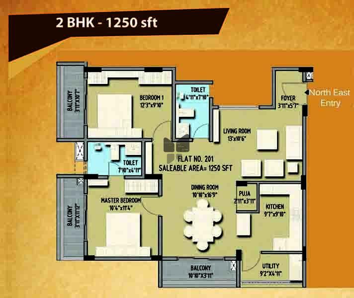 Jp Nagar Th Phase Apartments For Sale