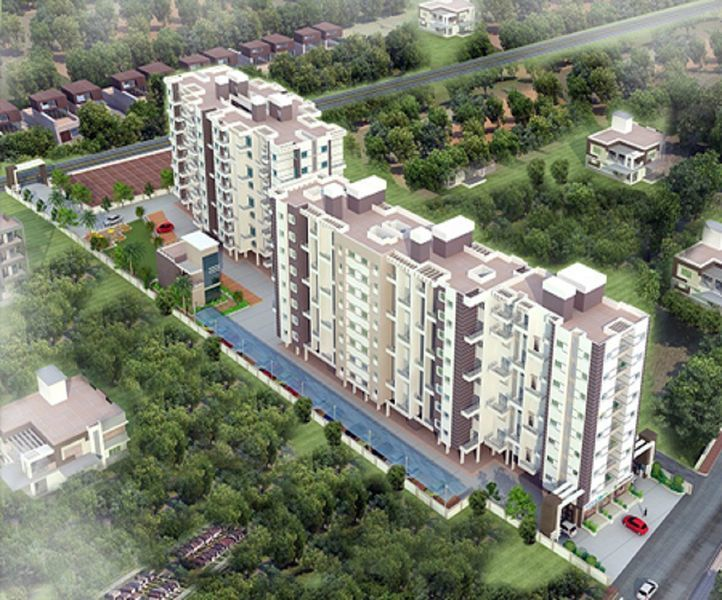 Laxmi Satyam Residency - Project Images