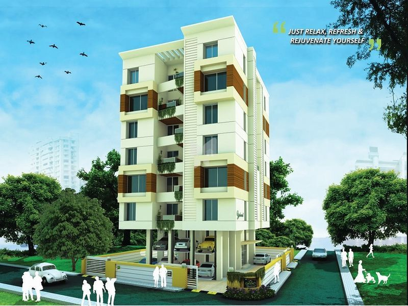 Shree Ram Yashwant Apartment - Project Images
