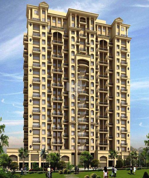 Raheja Vistas Premiere - Elevation Photo