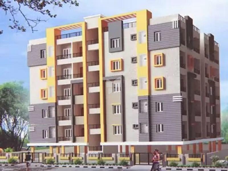Kalyan KSM Residency - Elevation Photo