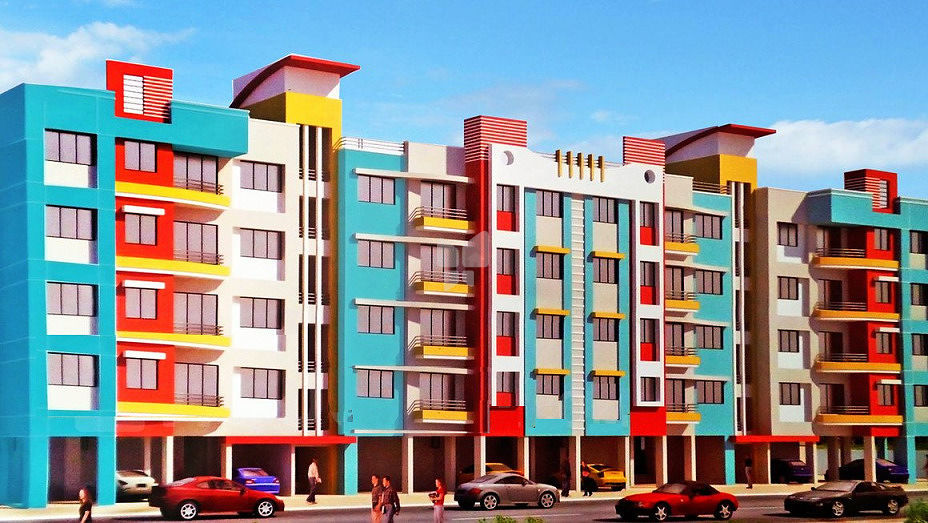 Suvidha Grahnirman Moti Vihar - Project Images