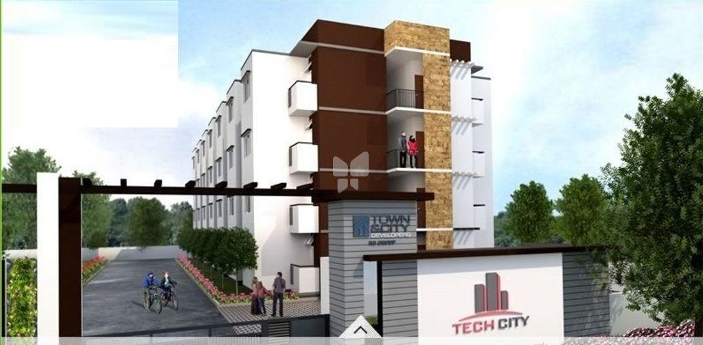 Tech City - Elevation Photo