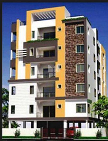 Jalaja Vamsee Residency - Elevation Photo