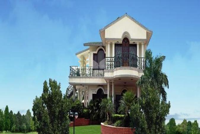 Tekton NRI Delonix City Villas - Elevation Photo