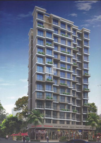Gitanjali Shivalik Heights - Elevation Photo