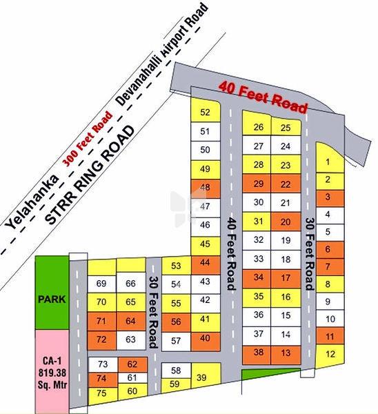 Enrich Smart City - Master Plan