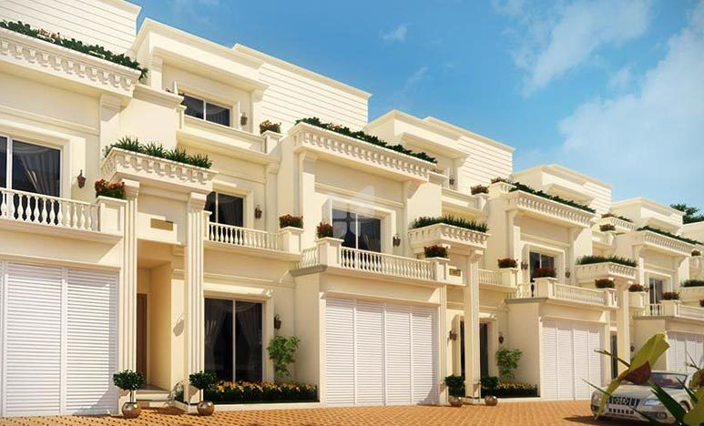 MSR Villas - Elevation Photo