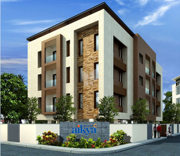 Radiance aikya in anna nagar chennai price floor plans for Apartment design guide sepp 65