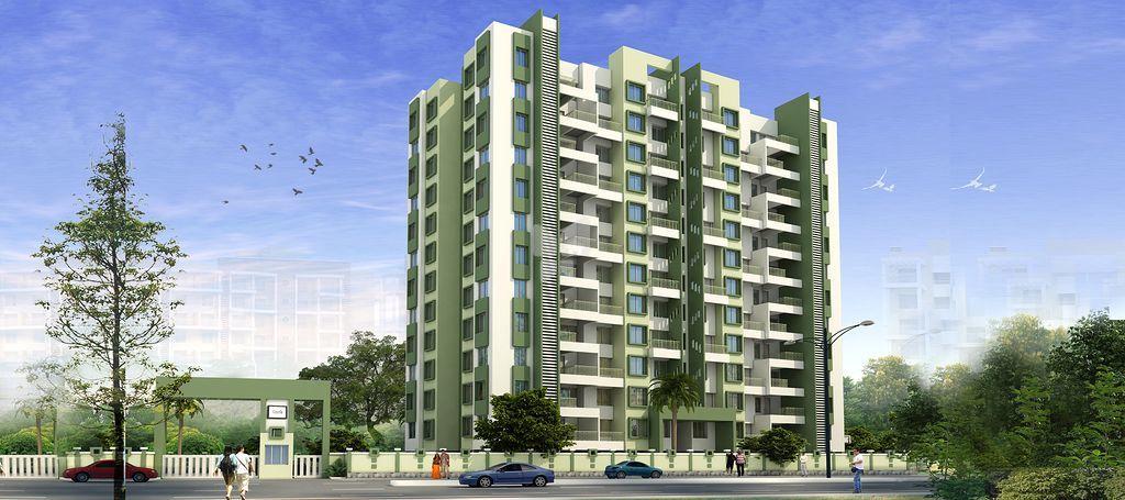 Amit Rujuta Compact Flats - Project Images