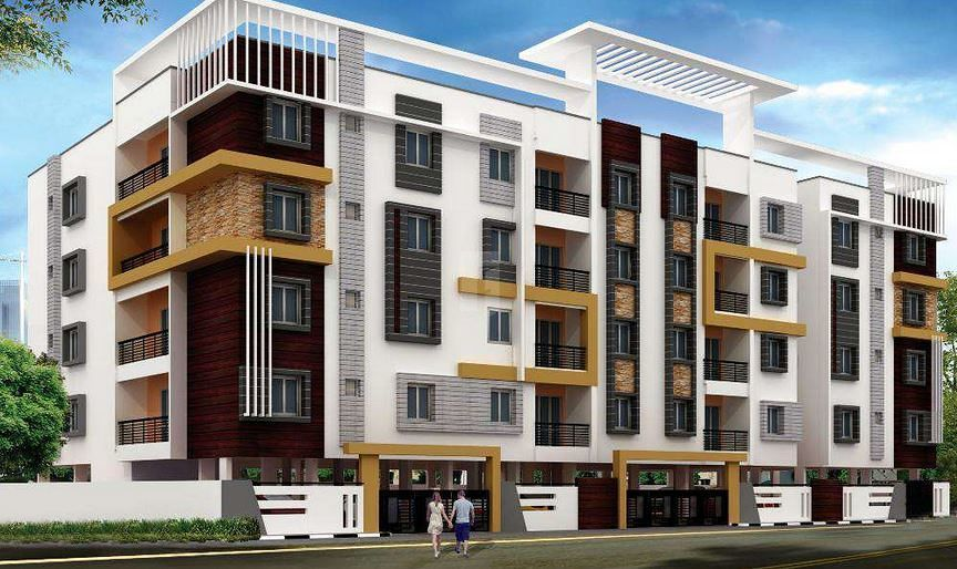 Star Gold Vibha Orchid - Elevation Photo