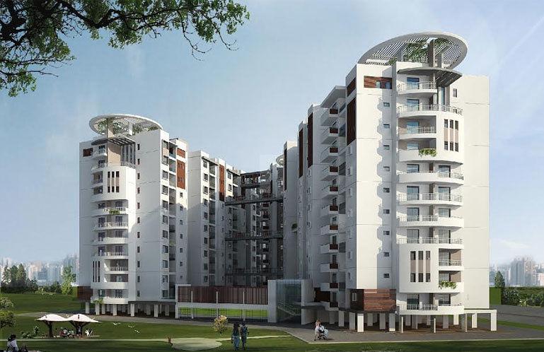 Hara Vijaya Heights - Elevation Photo