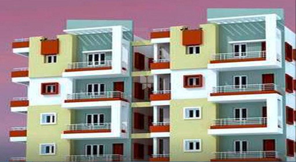 Raja Rajeswari Golden Towers - Elevation Photo