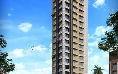 b-vardhan-shree-sammet-shikhar-heights-elevation-photo-odt
