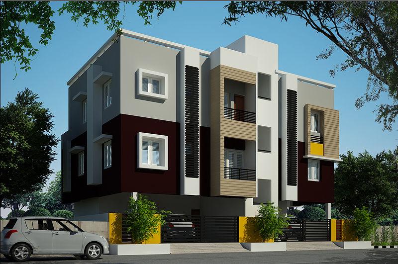 ANC Homes Srinivas - Project Images