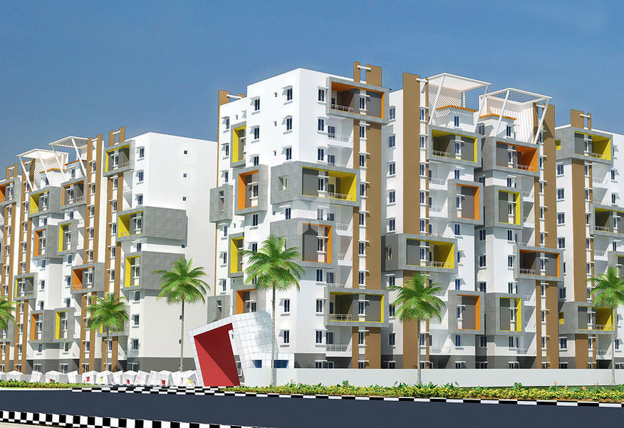 Modi Properties Mayflower Grande - Project Images