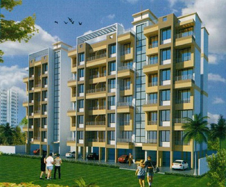 Om Siddhivinayak Residency - Project Images