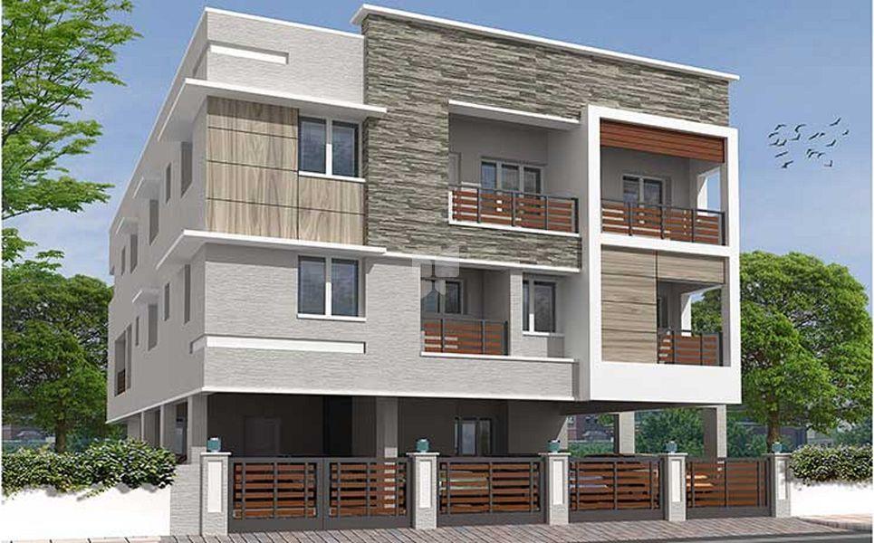 Poompukar Nagar - Project Images