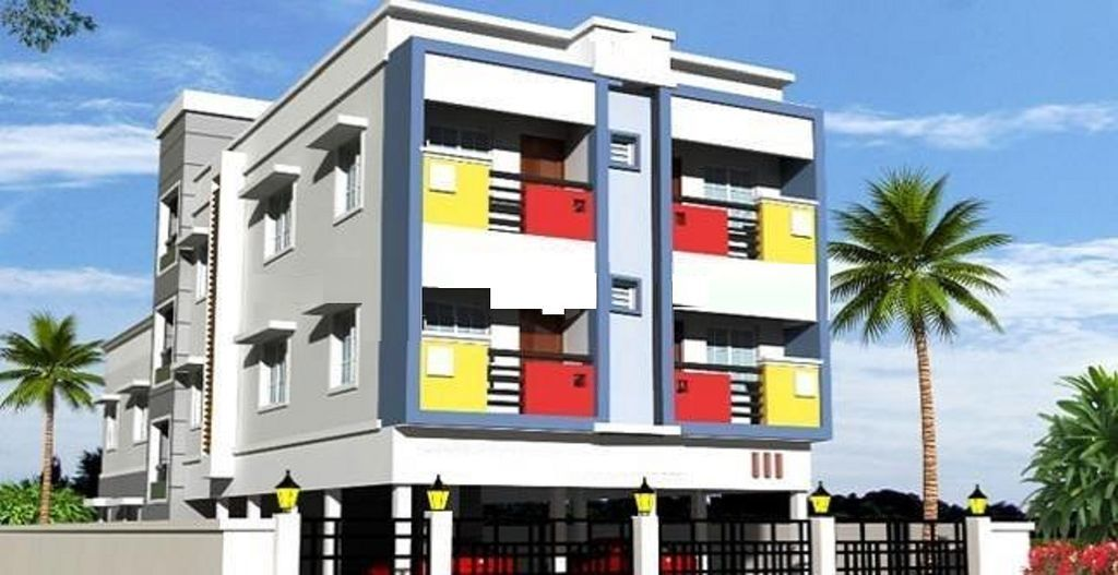 Tirupatiyar Avadi Sri Devi Nagar - Elevation Photo