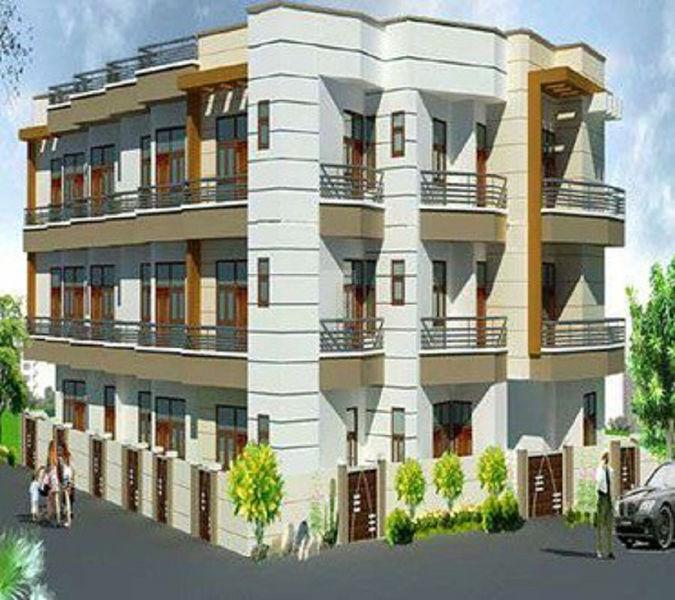 Vaastu Apartment - Elevation Photo