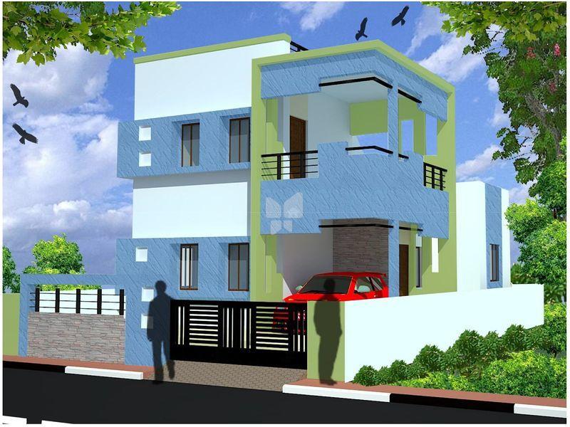 Nandaavana Ashaya Phase III - Elevation Photo