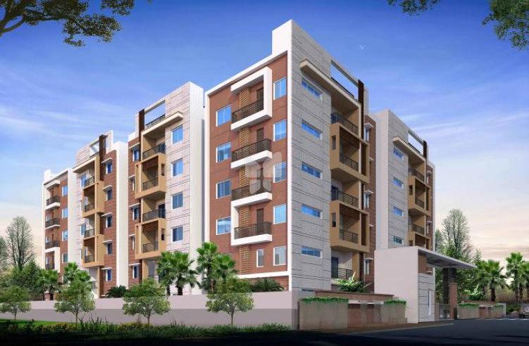 Lansum Madhava Towers - Elevation Photo