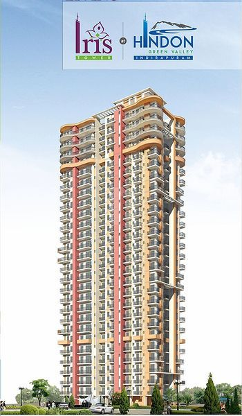Rishabh Iris Tower - Elevation Photo