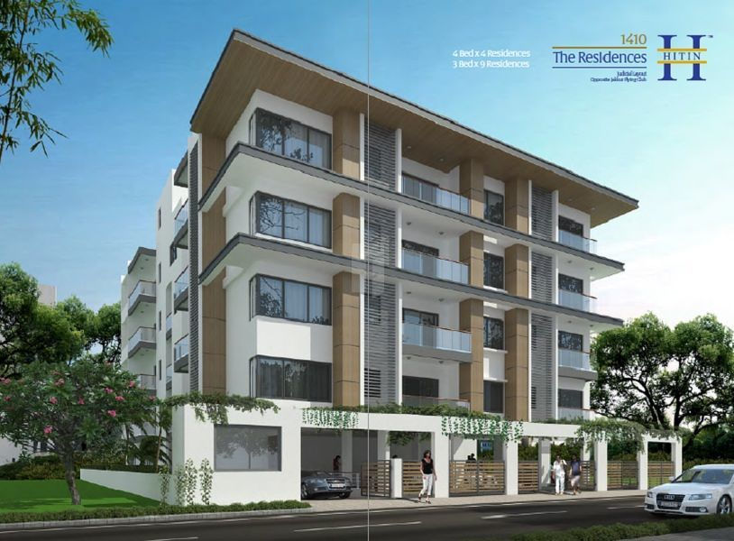 1410 The Residences - Project Images