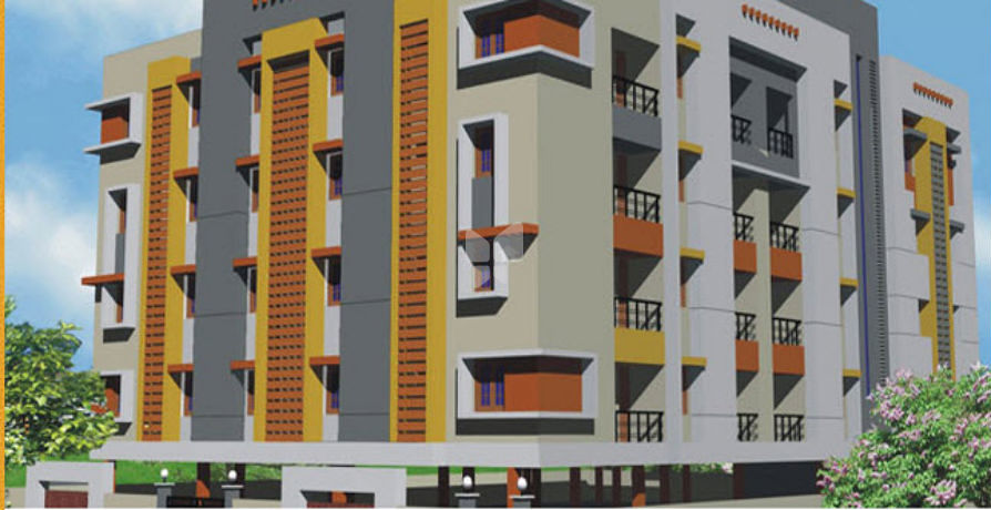 Navaneetha's Square - Project Images