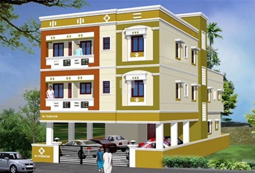 MJ Gul Apartments - Project Images