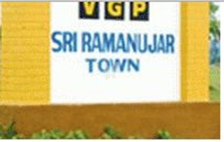 VGP Ramanujar Town 1 - Elevation Photo