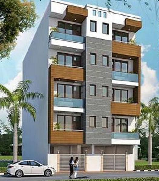 Saj Deoraj Tower - Project Images