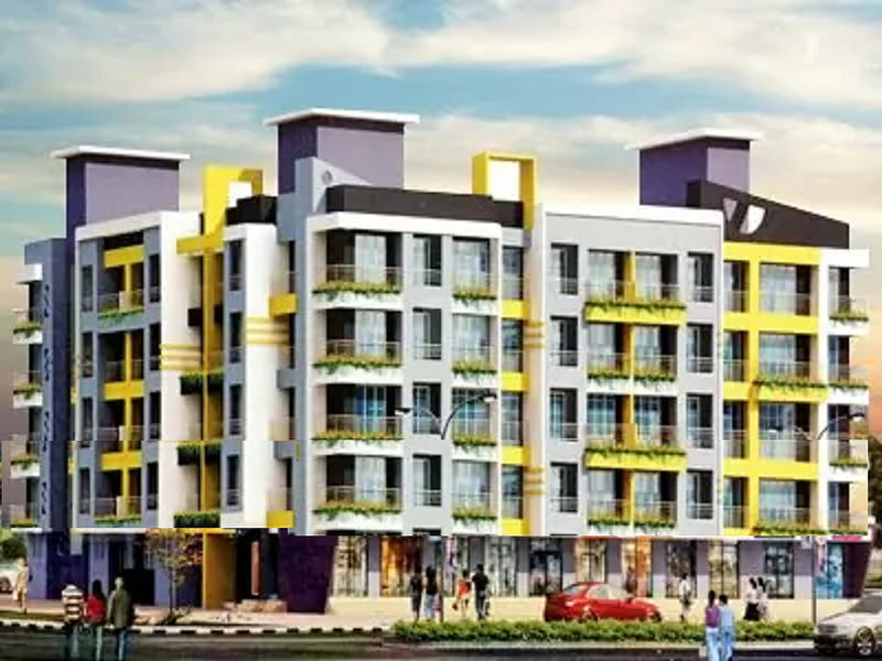 Maitry Pooja Bldg No 4 - Project Images