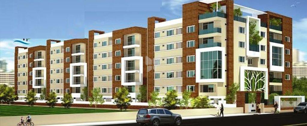 Inetsolv Infra Greenwoods - Project Images