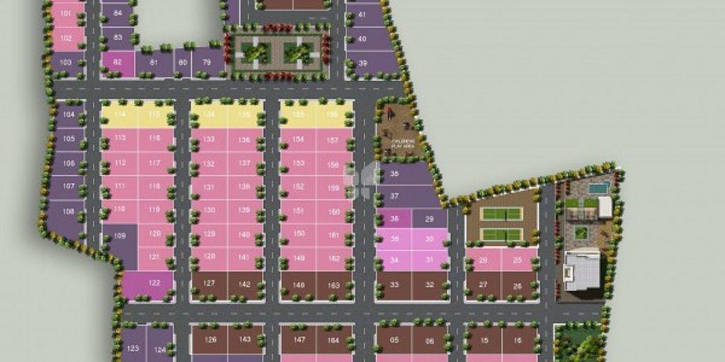 Muppa Orange Meadows - Master Plan