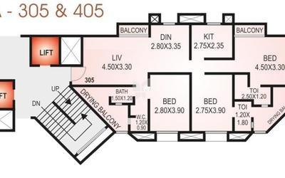 haware-silicon-tower-in-vashi-sector-17-floor-plan-2d-bld.