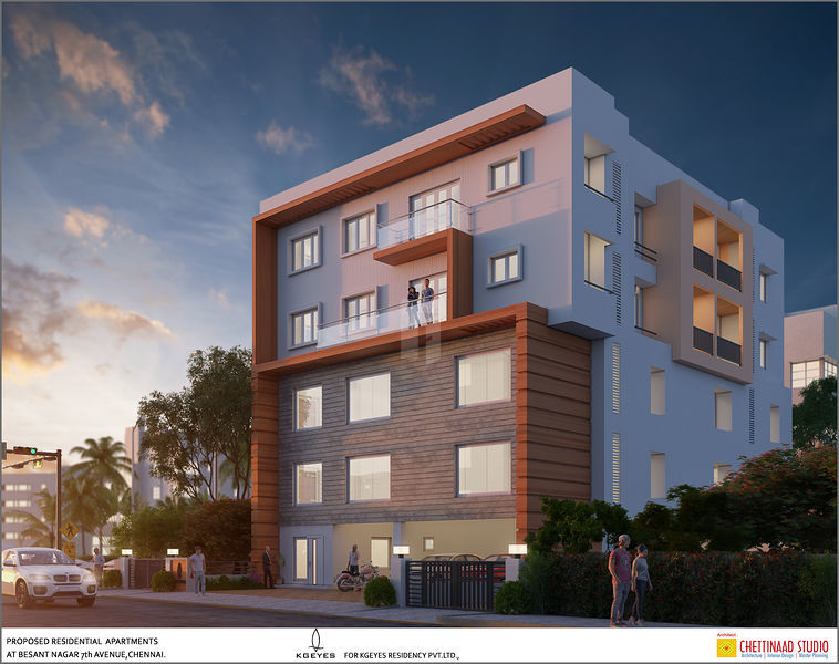 KGEYES 7th Avenue Besant Nagar - Project Images