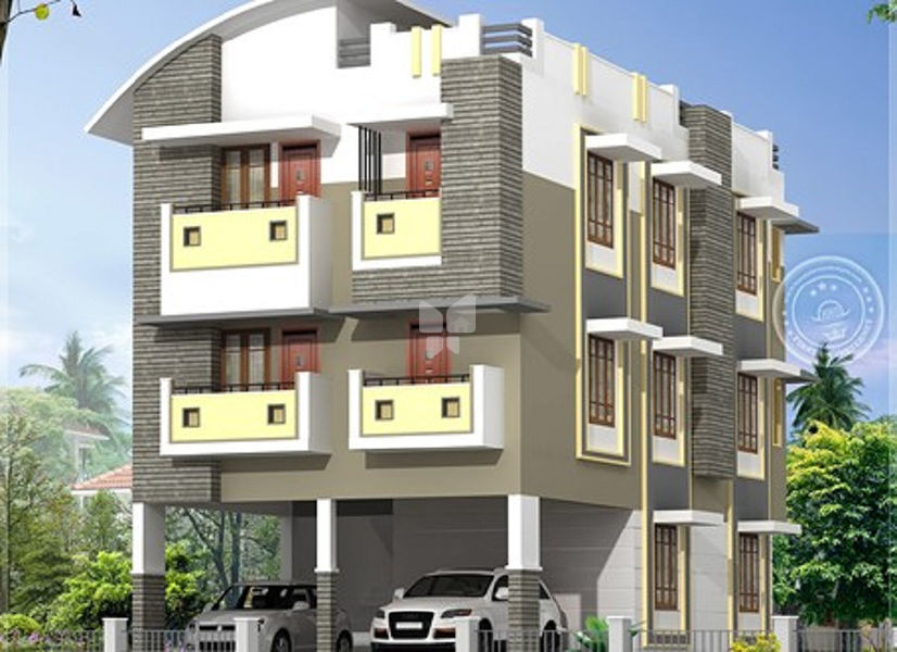SIS Ganapathy Flat - Project Images