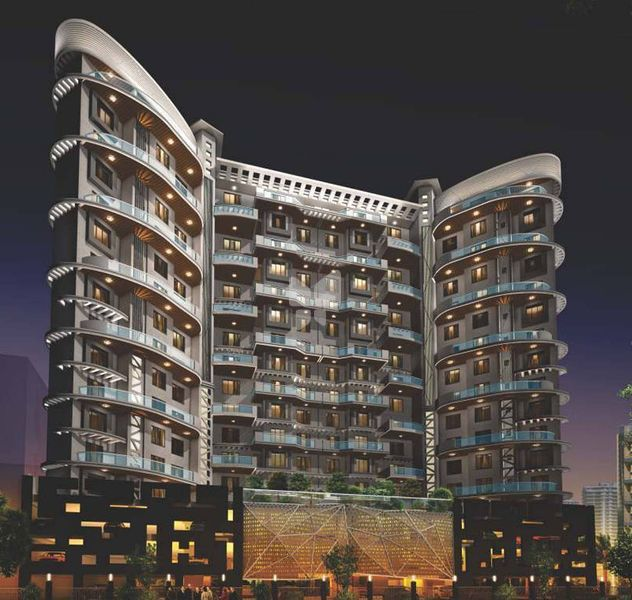 Aditya Wish Towers - Elevation Photo