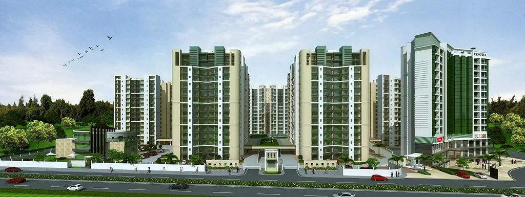 Airwil Green Avenue - Project Images