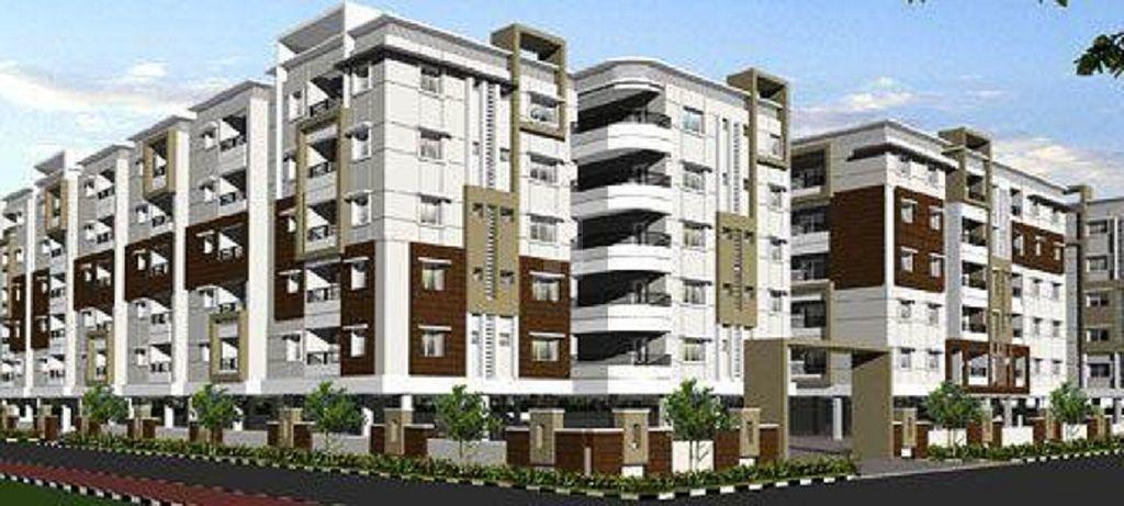 Mahayana Properties Mj Heights - Elevation Photo