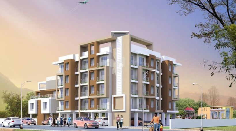 Ajay Raj Hill View - Project Images
