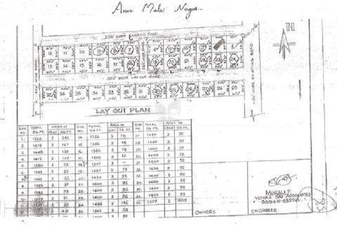 Arshi Shri Nagar Plot - Master Plan