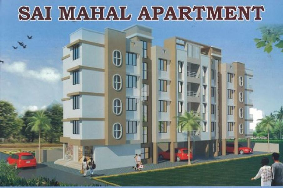 Om Sai Mahal Apartment - Project Images