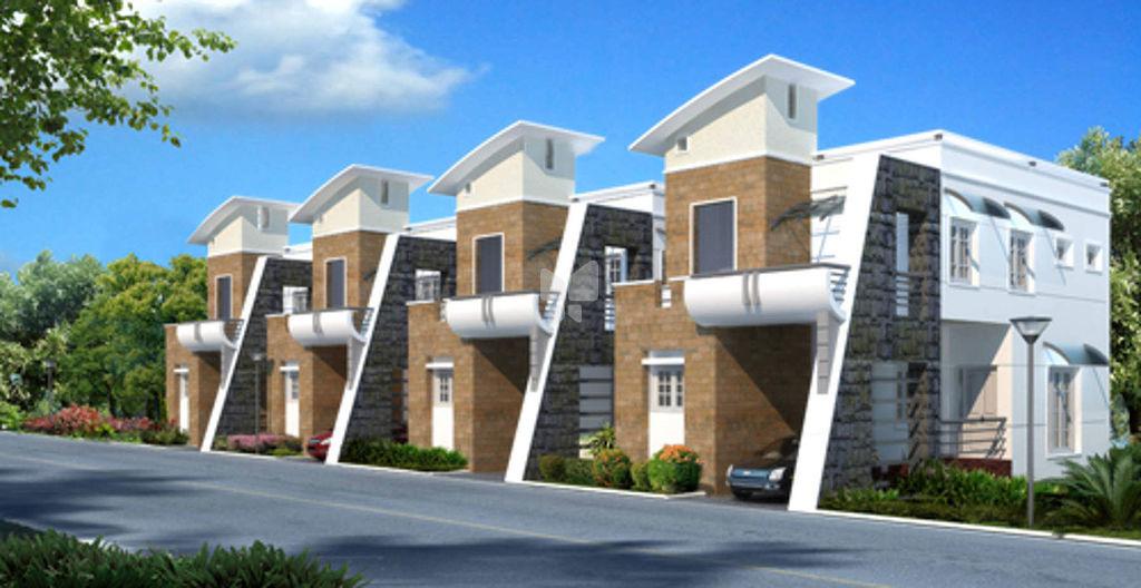AV Properties Hill View Residency - Elevation Photo