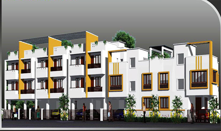 Ryka homes Raksha - Elevation Photo