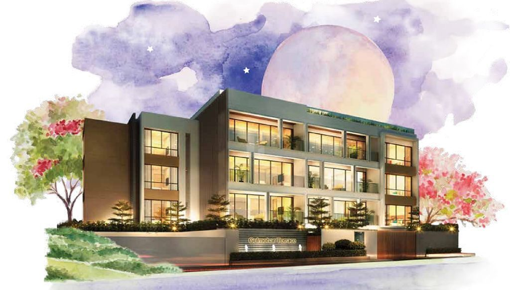 Tulive Gulmohar Terrace - Project Images
